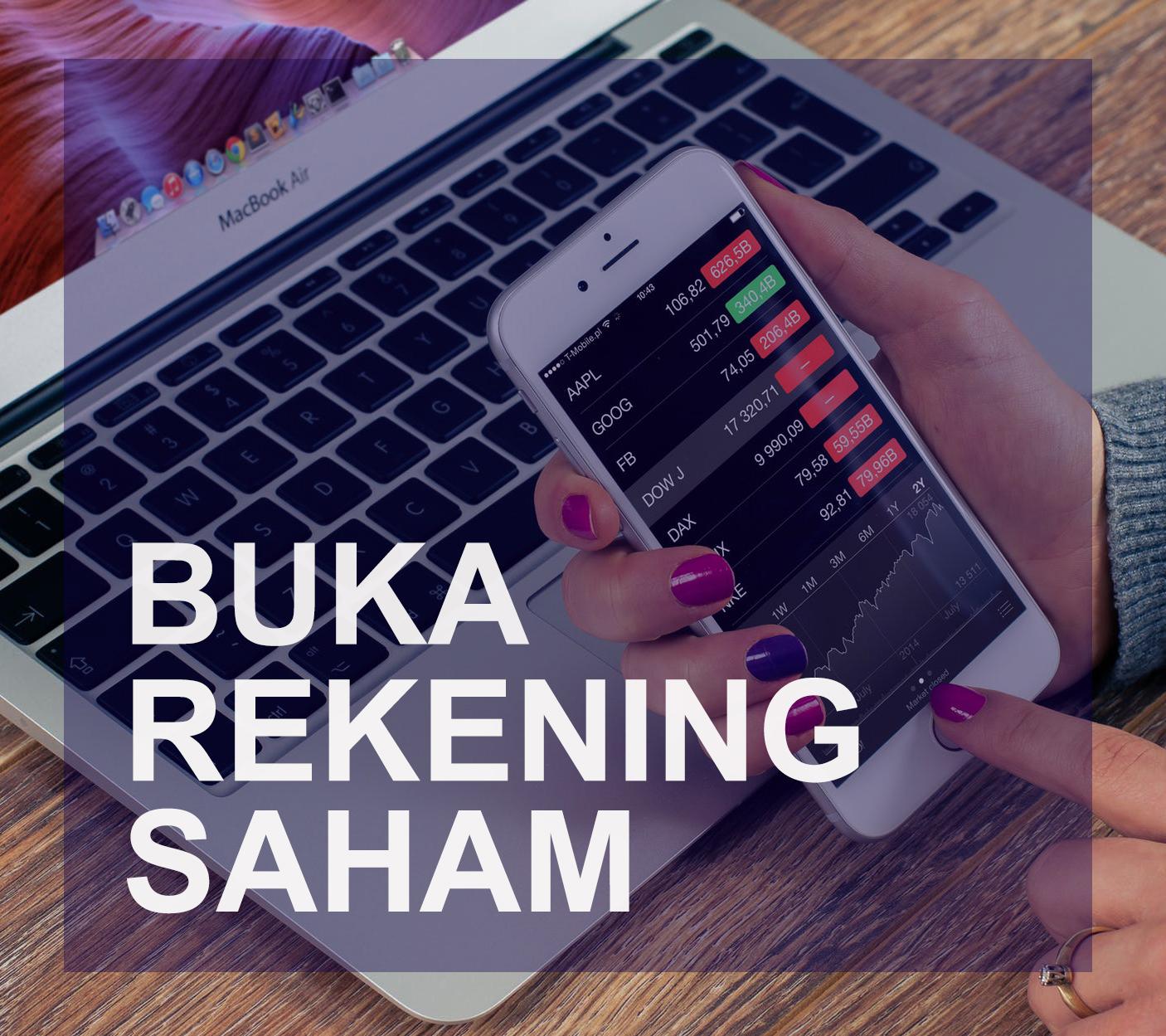 Cara Daftar Rekening Saham/RDN