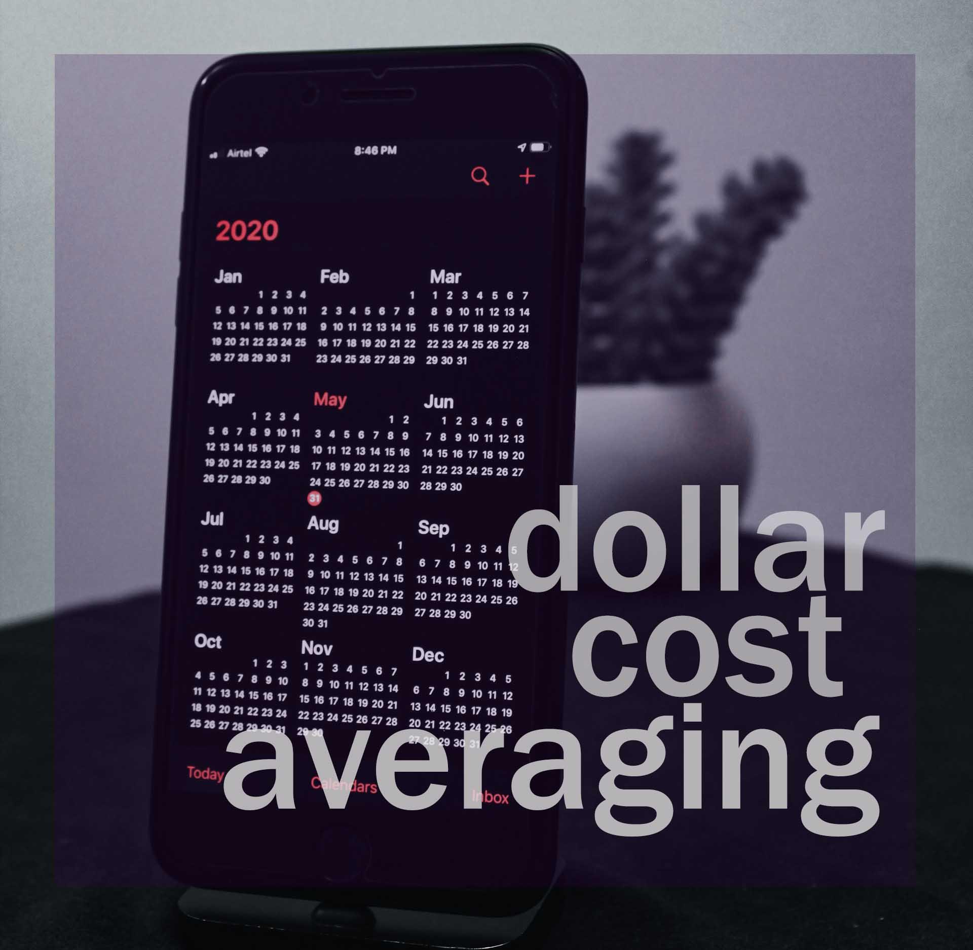 Dollar Cost Averaging DCA