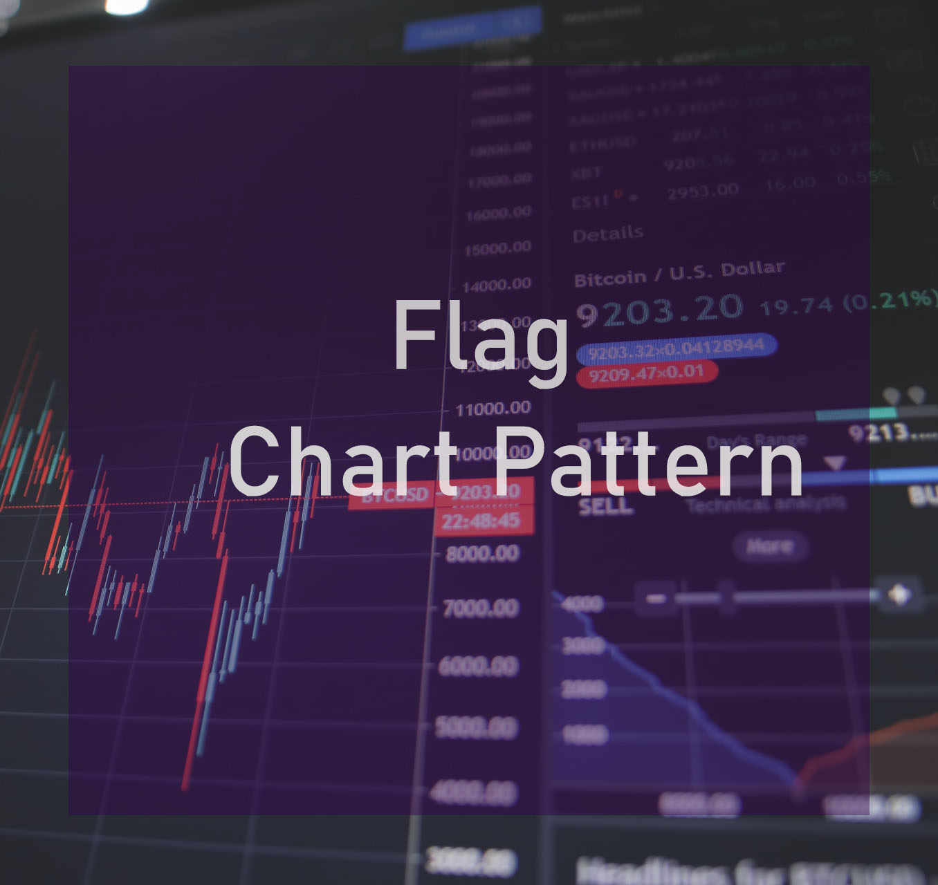 Cara Trading Menggunakan Flag Chart Pattern