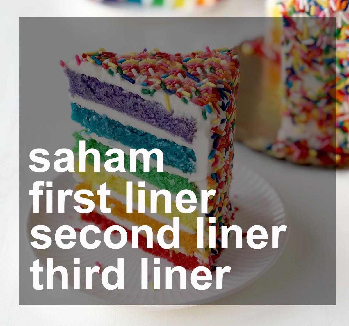 Mengenal saham First Liner, Second Liner dan Third Liner