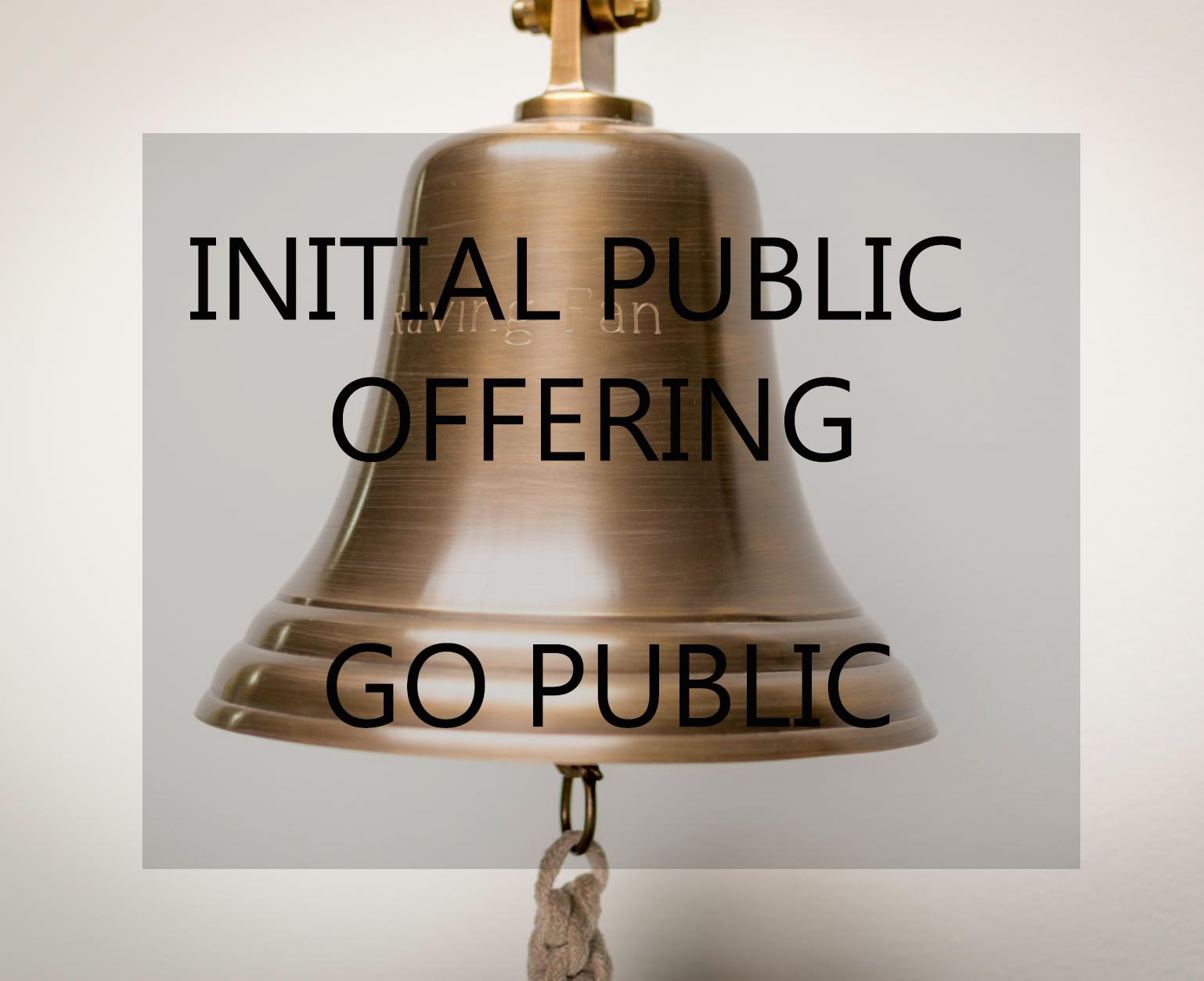 Apa itu initial public offering IPO atau go publik