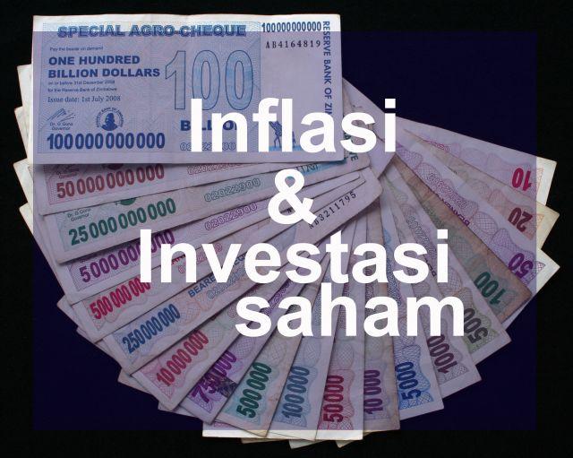 Pengaruh Inflasi terhadap Investasi saham