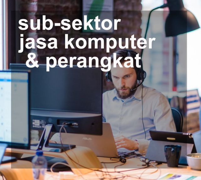 Daftar saham sub sektor jasa komputer & perangkatnya