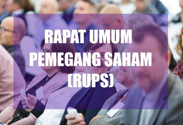 Pengertian Rapat Umum Pemegang Saham RUPS