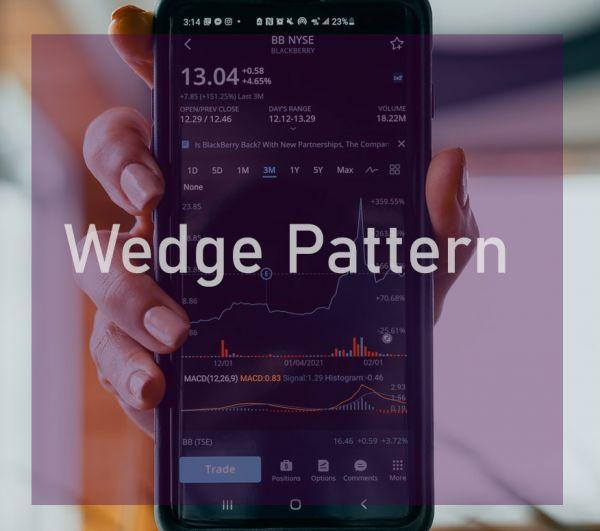Cara Trading Menggunakan Rising Wedge