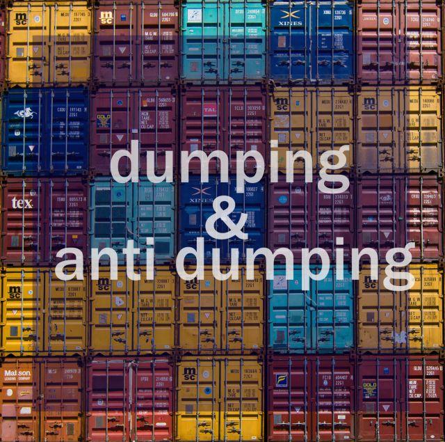 Dumping dan Anti Dumping
